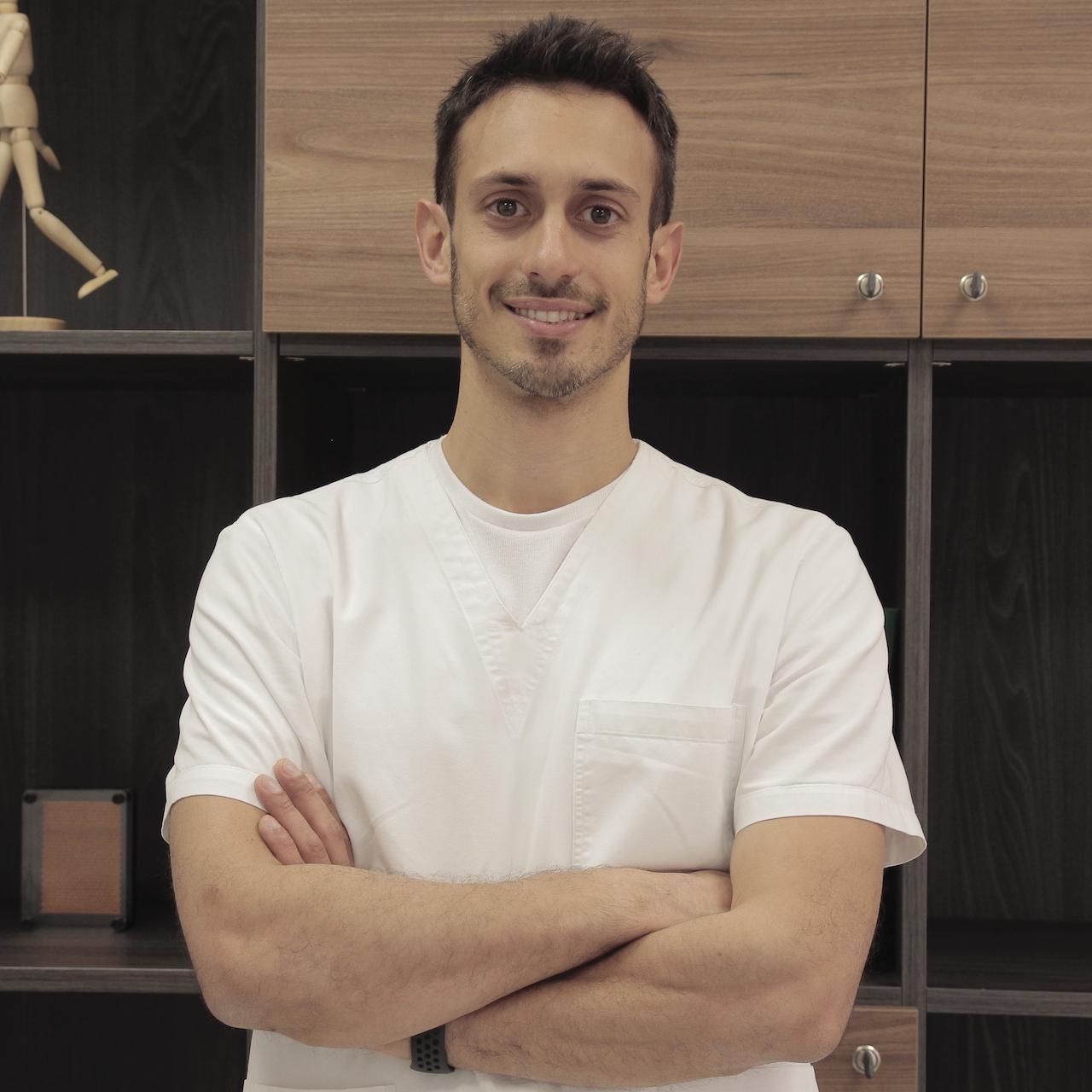 Osteopata Desenzano del Garda - Tommaso Bianchi